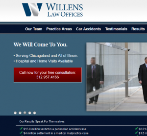 Website Content for Lawyers